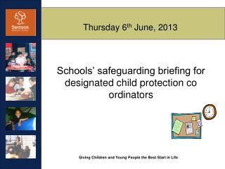 Thursday 6 th  June, 2013