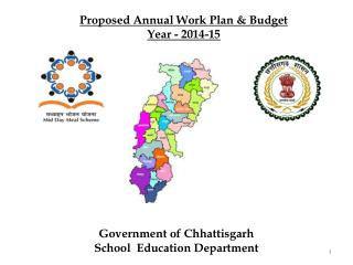 Proposed Annual Work Plan & Budget  Year - 2014-15