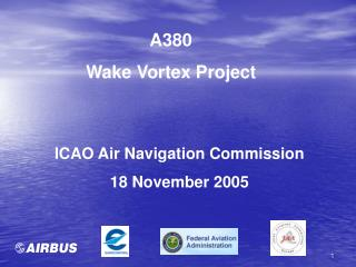 A380  Wake Vortex Project