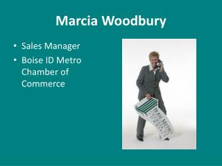 Marcia Woodbury