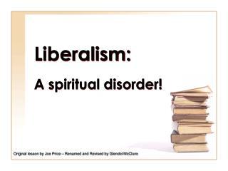 Liberalism: