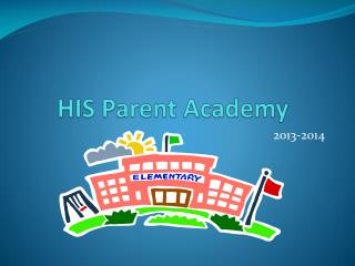 HIS Parent Academy