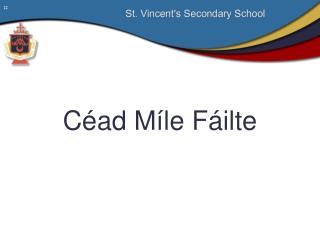 Céad Míle Fáilte