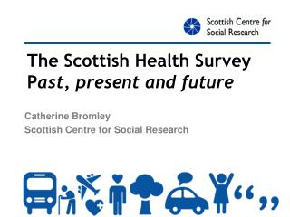 The Scottish Health Survey P ast, present and future