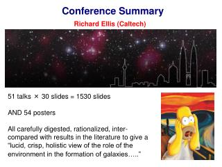 Conference Summary