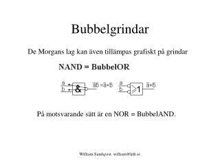 Bubbelgrindar