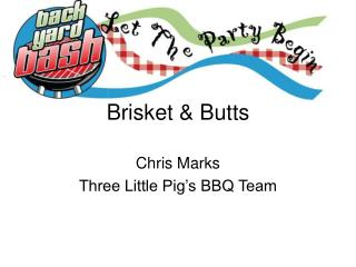 Brisket & Butts