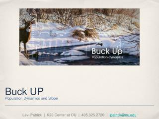 Buck UP