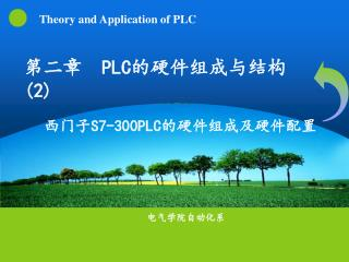Theory and Application of PLC