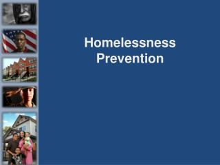 Homelessness Prevention