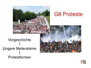 G8 Proteste