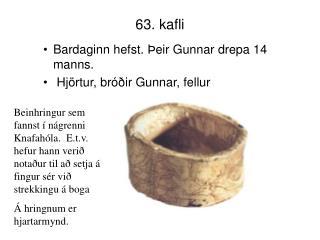 63. kafli
