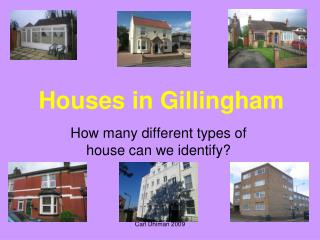 Houses in Gillingham