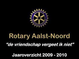 Rotary Aalst-Noord