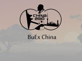 BuEx China