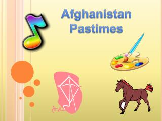Afghanistan  Pastimes