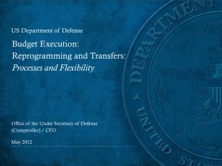 US Department of Defense