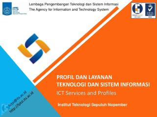 ICT Services and Profiles