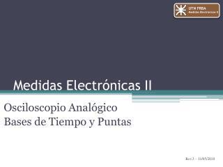 Medidas Electr�nicas II
