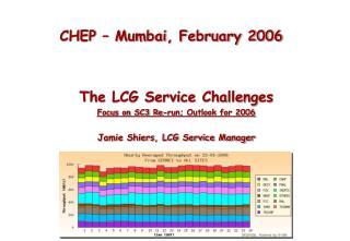 CHEP – Mumbai, February 2006