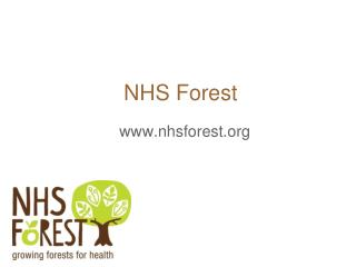 NHS Forest