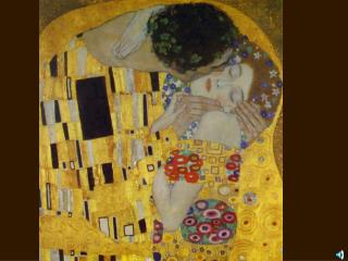GUSTAV   KLIMT and  Art Nouveau