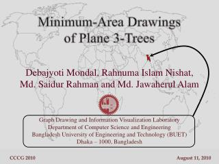 Debajyoti Mondal ,  Rahnuma  Islam  Nishat , Md.  Saidur Rahman  and Md.  Jawaherul Alam