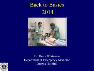 Back to Basics 2014