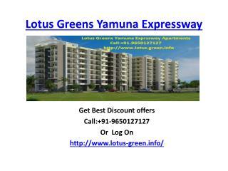 Lotus Greens-Yamuna Expressway Greater Noida