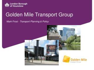 Golden Mile Transport Group