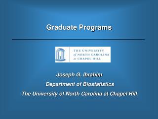 Graduate Programs