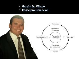 Garzón M. Wilson  Consejero Gerencial