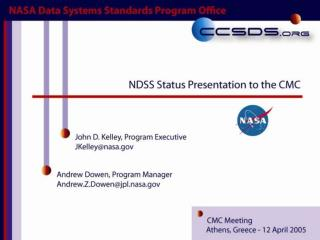 NASA Data System Standards Program Office