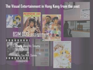 BSIM 0013 assignment 2