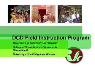 DCD Field Instruction Program