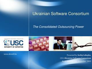 Ukrainian Software Consortium