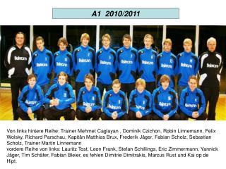 A1  2010/2011
