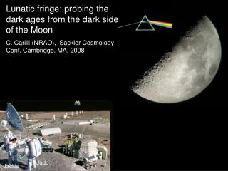Lunatic fringe: probing the dark ages from the dark side of the Moon