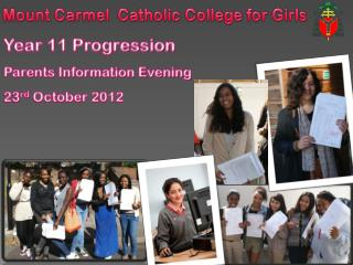 Mount Carmel  Catholic College for Girls