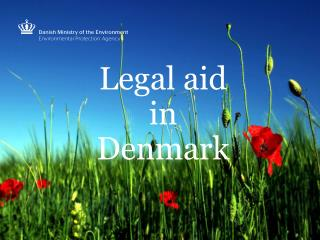 Legal aid  in  Denmark
