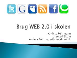 Brug WEB 2.0 i skolen