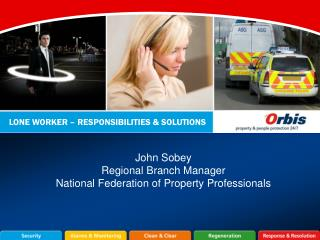 LONE WORKER – RESPONSIBILITIES & SOLUTIONS