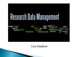 Lisa Haddow