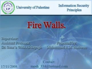 Fire Walls