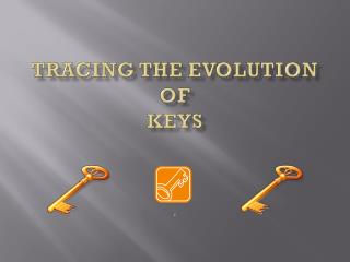 Tracing the Evolution of KEYS