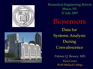 Biosensors Data for Systems Analysis During Convalescence