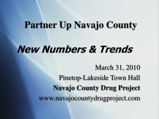 Partner Up Navajo County