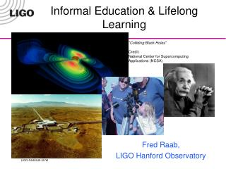 Informal Education & Lifelong Learning