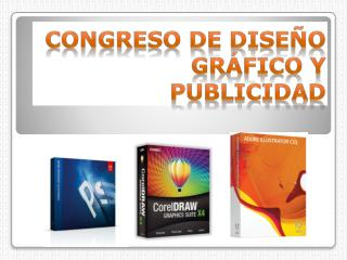 Congreso de Diseño Gráfico y publicidad