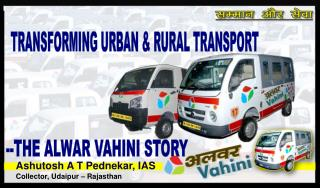 TRANSFORMING URBAN & RURAL TRANSPORT